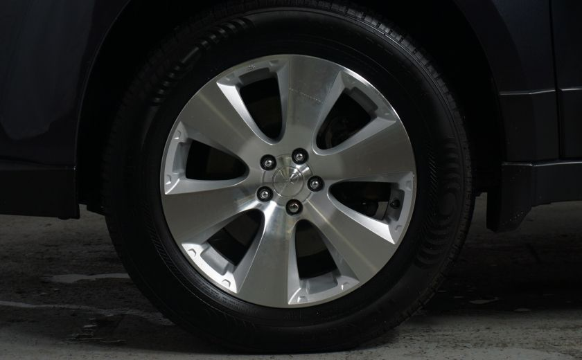2012 Subaru Outback 3.6R Limited #24
