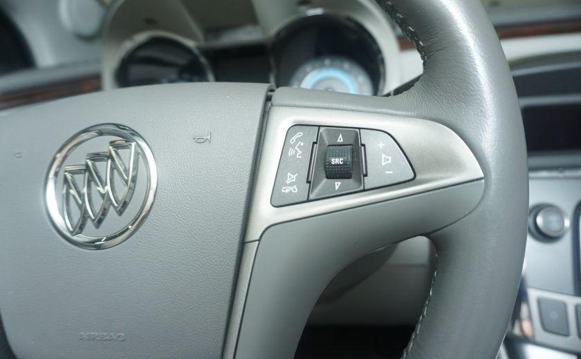 2012 Buick Lacrosse DE LUXE #17