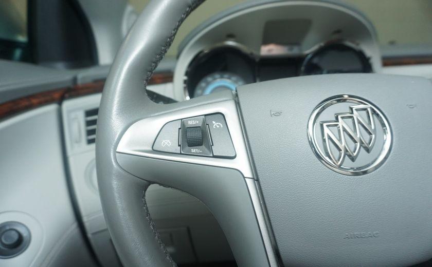 2012 Buick Lacrosse DE LUXE #18