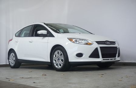 2013 Ford Focus SE in Carignan