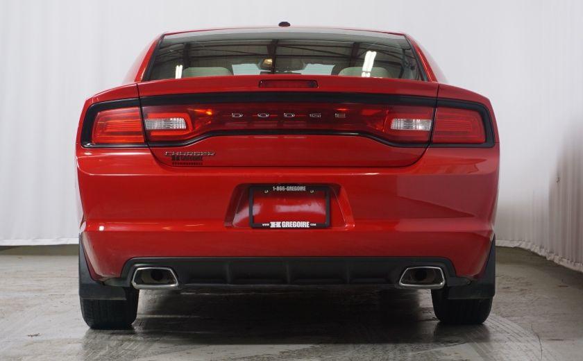2012 Dodge Charger SE #4