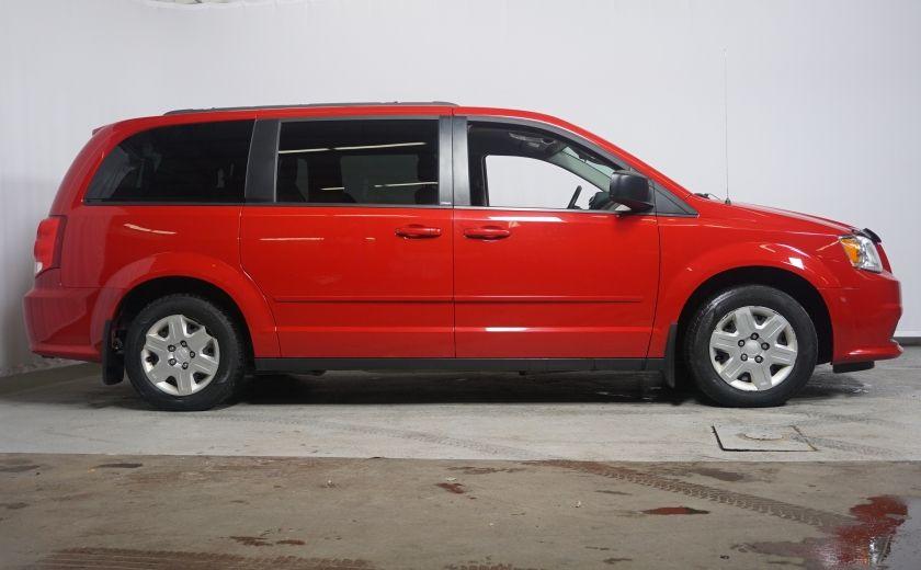 2013 Dodge GR Caravan SXT stow & go #2