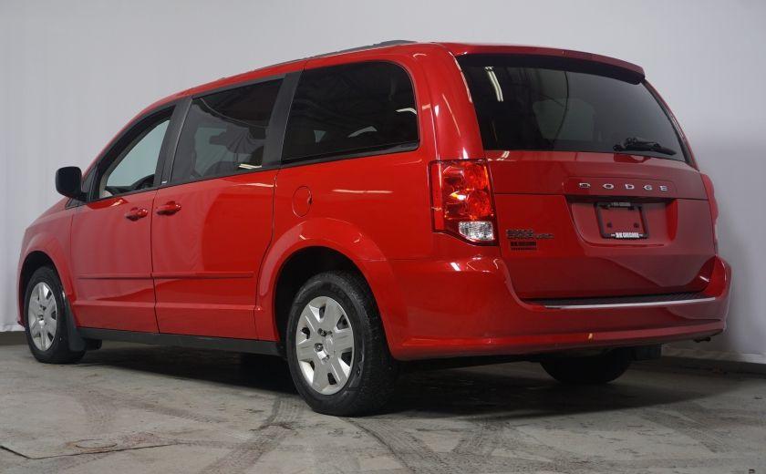 2013 Dodge GR Caravan SXT stow & go #4