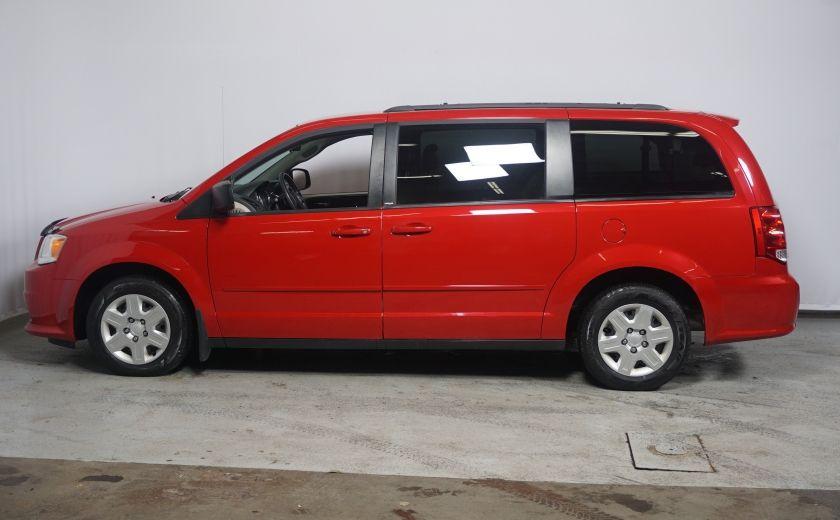 2013 Dodge GR Caravan SXT stow & go #6
