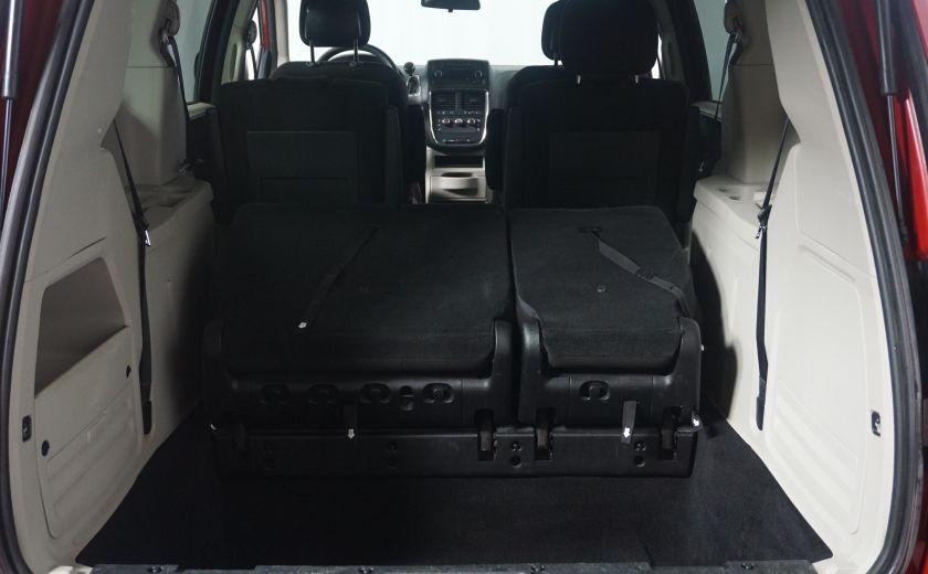 2013 Dodge GR Caravan SXT stow & go #7
