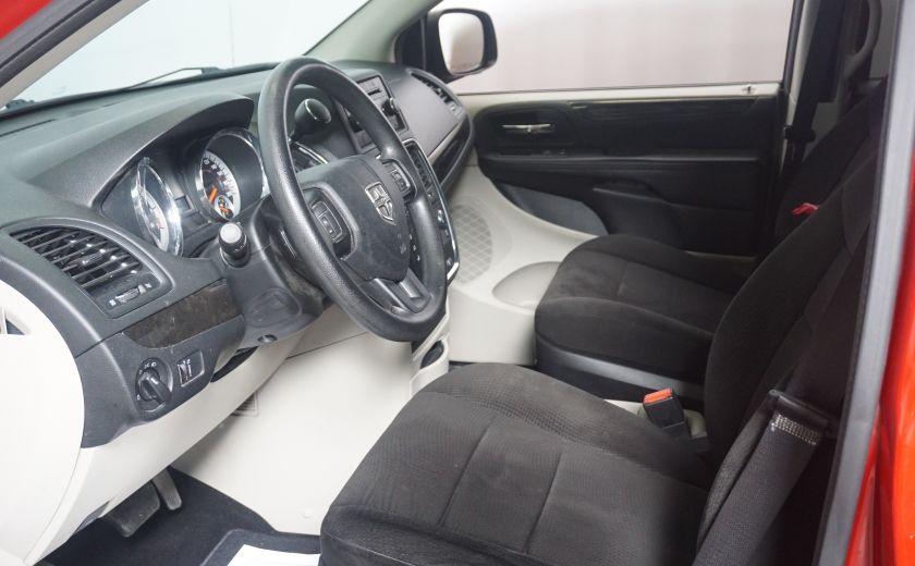 2013 Dodge GR Caravan SXT stow & go #8