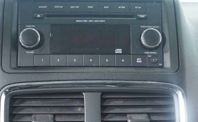 2013 Dodge GR Caravan SXT stow & go #13