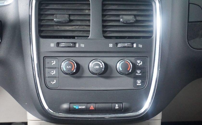 2013 Dodge GR Caravan SXT stow & go #14