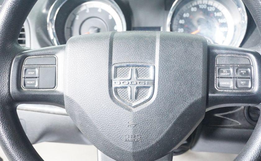 2013 Dodge GR Caravan SXT stow & go #15