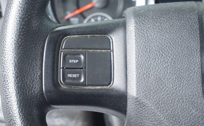 2013 Dodge GR Caravan SXT stow & go #17