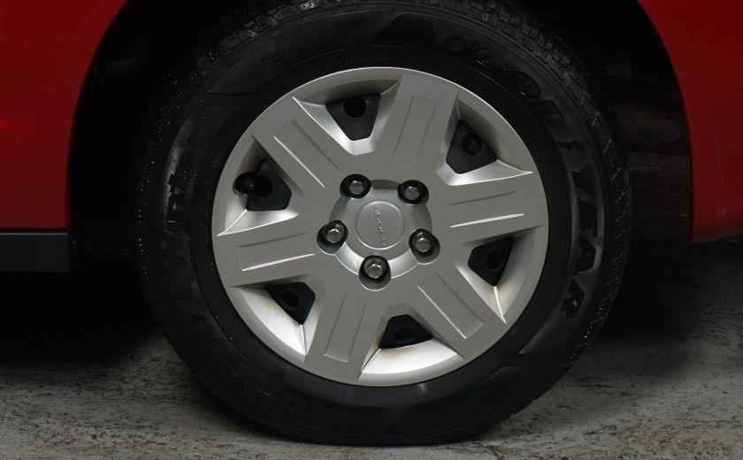 2013 Dodge GR Caravan SXT stow & go #24