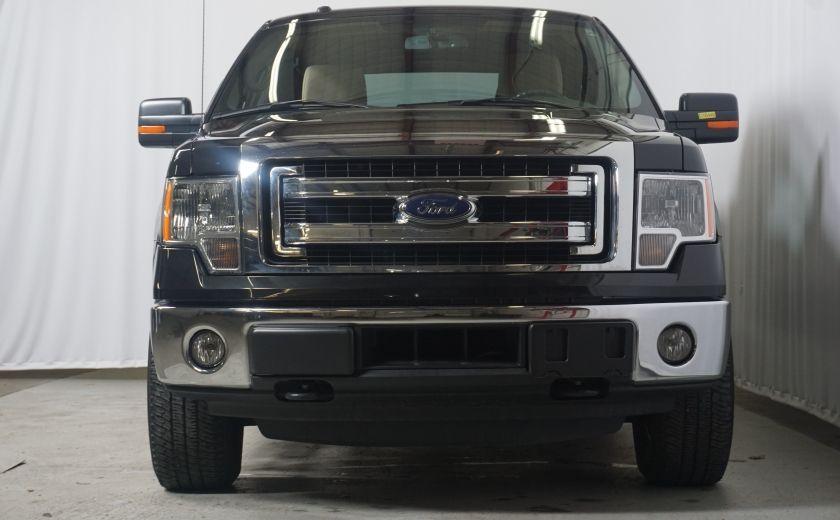 2014 Ford F150 XLT #1