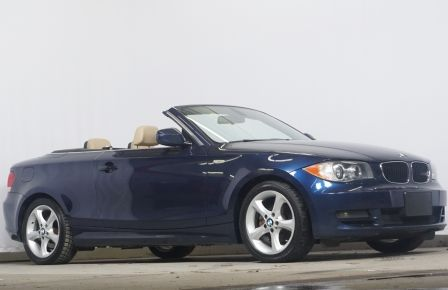 2011 BMW 128I 128i CONVERTIBLE in Sept-Îles