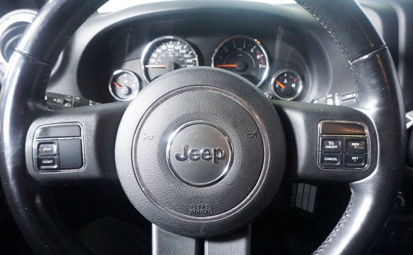 2011 Jeep Wrangler Sahara #11