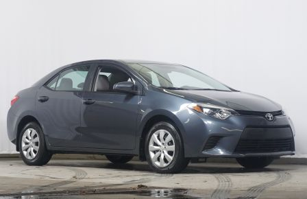 2014 Toyota Corolla LE in Sept-Îles
