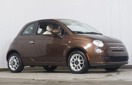 2012 Fiat 500 Pop in Estrie