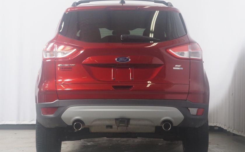 2013 Ford Escape SE AWD HAYON ELECTRIQUE #4