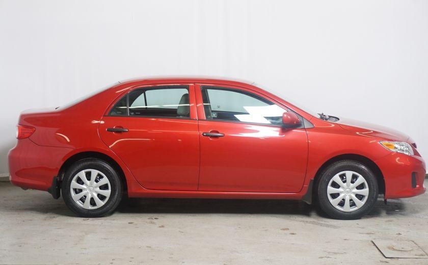 2012 Toyota Corolla CE manuel mirroirs chauffants #3