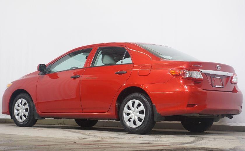 2012 Toyota Corolla CE manuel mirroirs chauffants #2