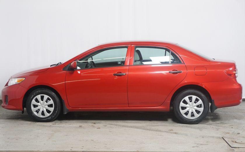 2012 Toyota Corolla CE manuel mirroirs chauffants #1