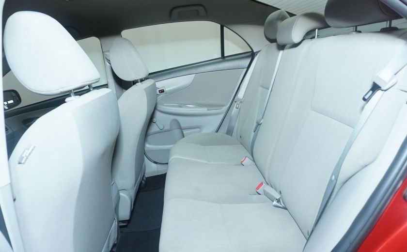 2012 Toyota Corolla CE manuel mirroirs chauffants #7