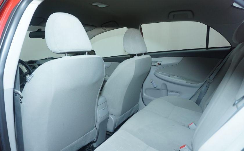 2012 Toyota Corolla CE manuel mirroirs chauffants #8
