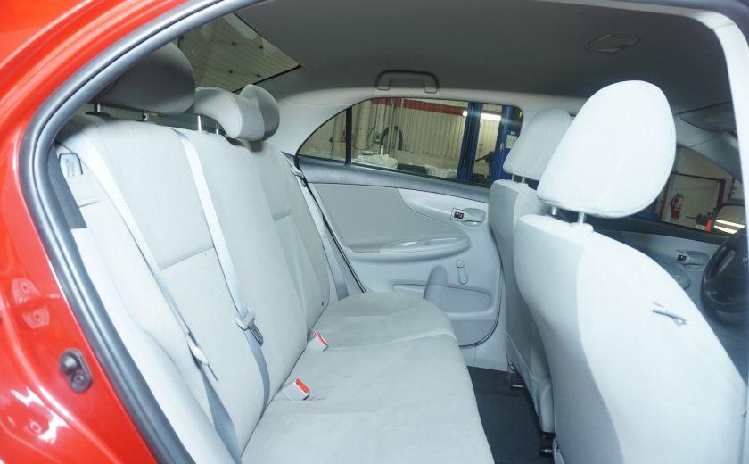 2012 Toyota Corolla CE manuel mirroirs chauffants #9