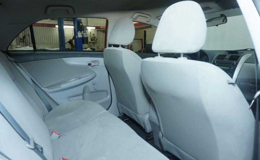 2012 Toyota Corolla CE manuel mirroirs chauffants #10