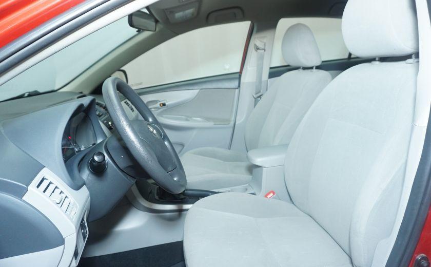 2012 Toyota Corolla CE manuel mirroirs chauffants #11