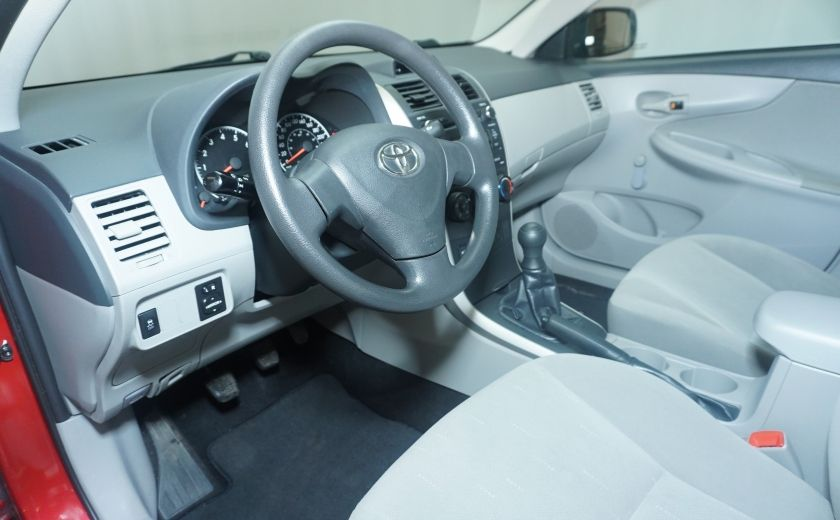 2012 Toyota Corolla CE manuel mirroirs chauffants #12