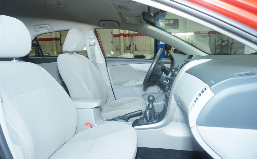 2012 Toyota Corolla CE manuel mirroirs chauffants #13