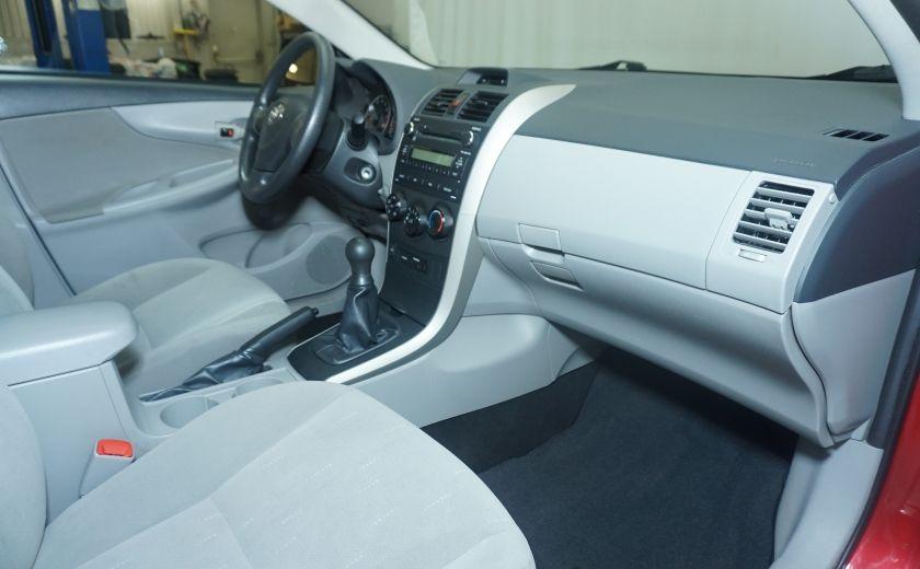 2012 Toyota Corolla CE manuel mirroirs chauffants #14