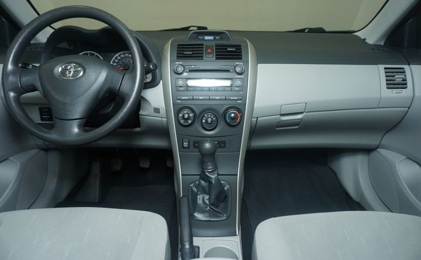 2012 Toyota Corolla CE manuel mirroirs chauffants #15