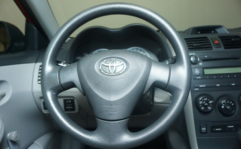 2012 Toyota Corolla CE manuel mirroirs chauffants #16