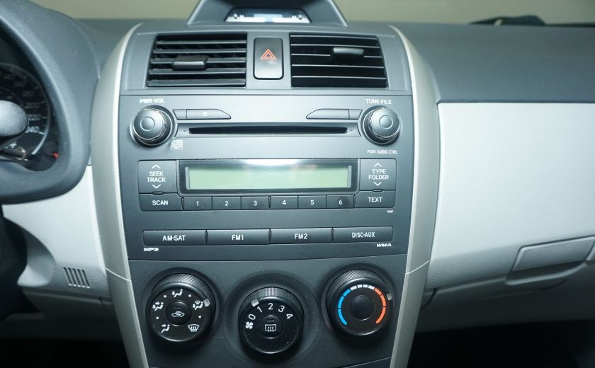 2012 Toyota Corolla CE manuel mirroirs chauffants #17