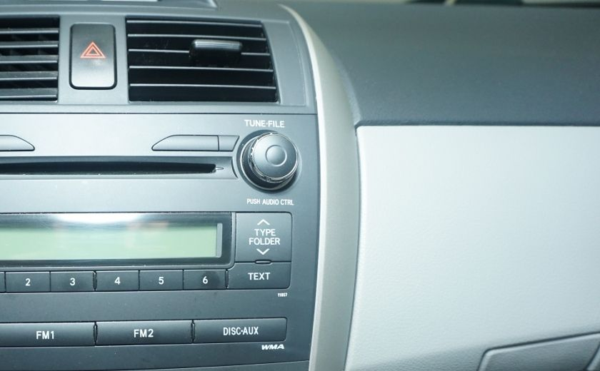 2012 Toyota Corolla CE manuel mirroirs chauffants #18
