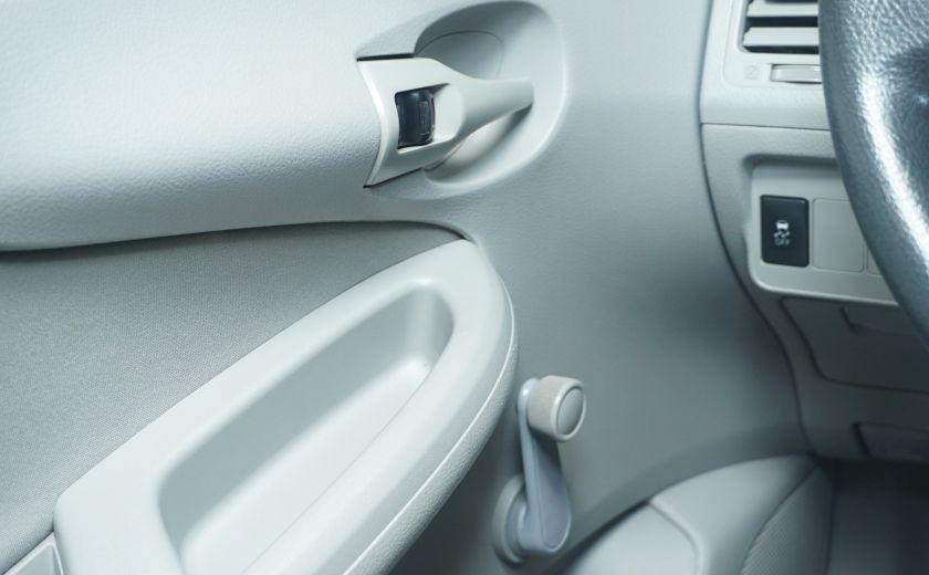 2012 Toyota Corolla CE manuel mirroirs chauffants #21