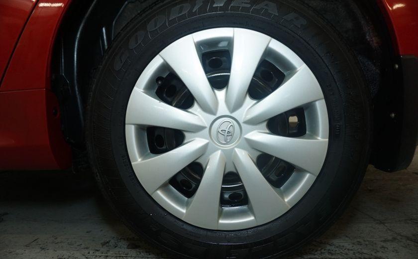 2012 Toyota Corolla CE manuel mirroirs chauffants #23