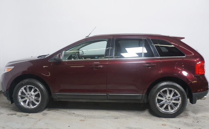 2011 Ford EDGE Limited #4