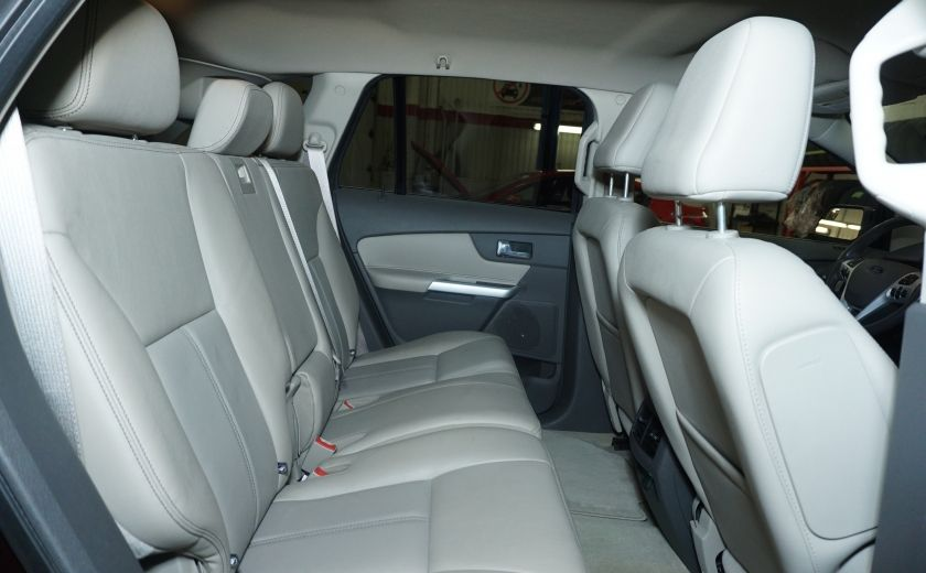 2011 Ford EDGE Limited #10