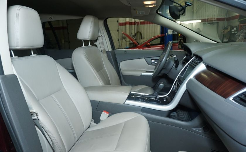 2011 Ford EDGE Limited #12