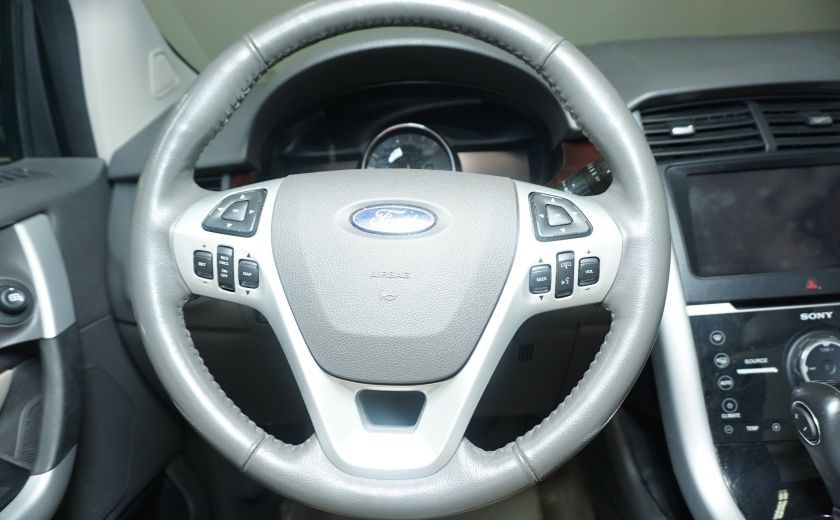 2011 Ford EDGE Limited #17