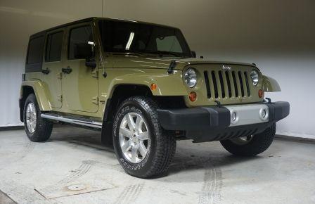 2013 Jeep Wrangler Sahara 4x4 2 toits #0