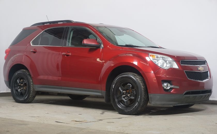 2012 Chevrolet Equinox 1LT AWD CAMERA DE RECUL BLUETOOTH #0