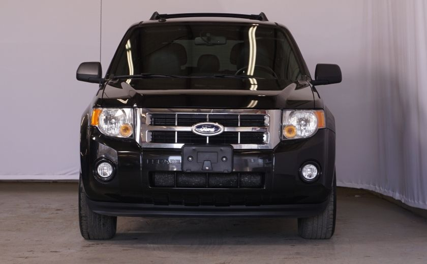 2011 Ford Escape XLT CUIR #3