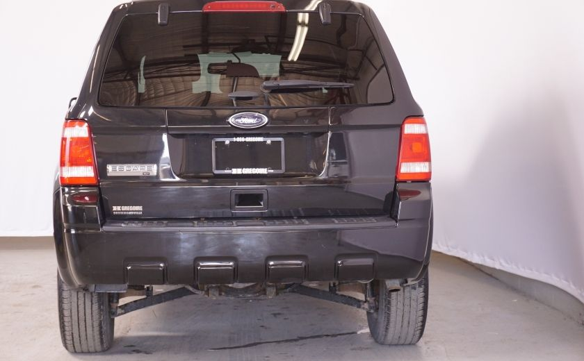 2011 Ford Escape XLT CUIR #4