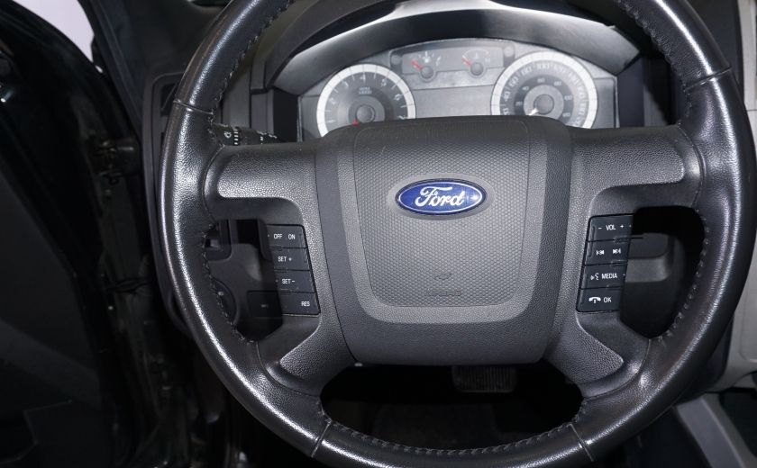 2011 Ford Escape XLT CUIR #22