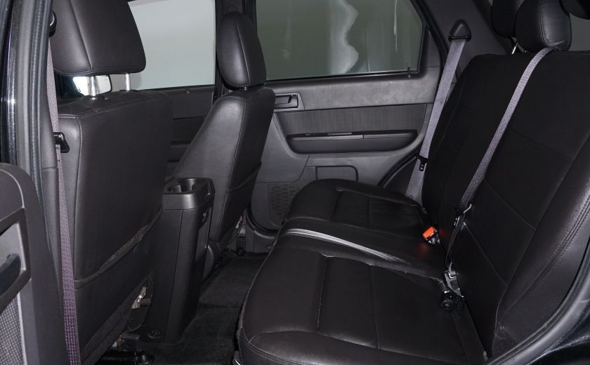 2011 Ford Escape XLT CUIR #23