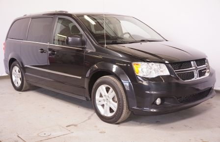 2012 Dodge GR Caravan CREW STOW AND GO #0
