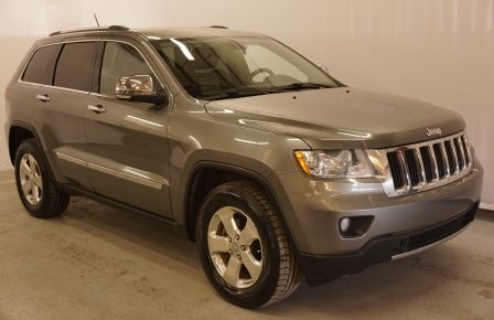 2011 Jeep Grand Cherokee Limited TOIT NAV in Laval